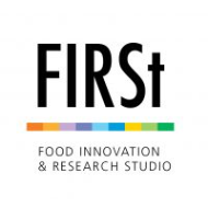 food innovation and research studio logo