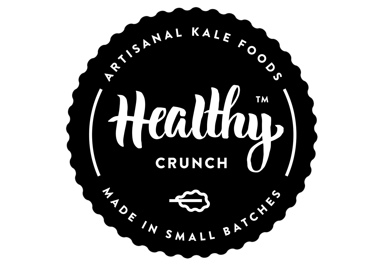 Healthy Crunch Artisanal Kale Foods logo
