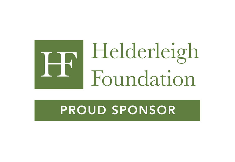 helderleigh foundation proud sponsor logo