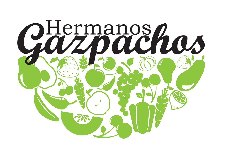 Hermanos Gazpachos logo
