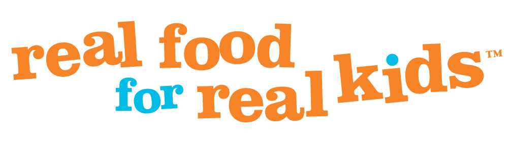 real food for real kids logo